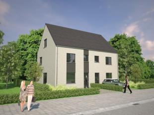 3 NieuwbouwwoningenGelegen in een residentiële omgevingmrt een goede bereikbaarheid.Zeer goede verbinding met centrum van Putte en Heist o/d Berg