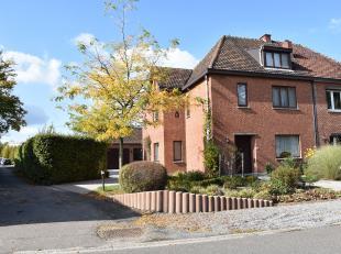 Een goed onderhouden en ruime gezinwoning te Hasselt met 5 slpk. op een grondperceel (HOB) van 4a 21ca en een bewoonbaar opp. van 211m² excl. kel
