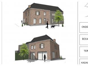 Deze nieuwbouwwoning op een grondperceel van 08a 24ca (HOB) is gelegen in de doodlopende Warandestraat naast huisnummer 7. <br /> De woning zal niet-w