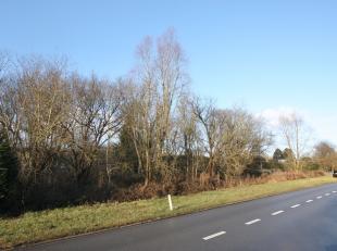 """Landelijk gelegen bouwgrond, lot 2, tussen Neerijse en Huldenberg, vlakbij het Margijsbos. De bouwgrond ligt in een goedgekeurde verkaveling """"De Vrank"""