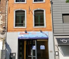Handelsgelijkvloers gelegen in de Brusselsestraat, vlakbij het centrum van Leuven. Het pand is geschikt is voor verschillende doeleinden. <br /> <br /