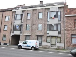 Duplex-appartement met twee slaapkamers op de tweede verdieping achteraan het gebouw, geen lift aanwezig.  Vlakbij Gasthuisberg, Ring Leuven en centru