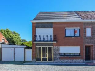 Maison à vendre                     à 9550 Hillegem