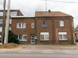 Deze eengezinswoning met 2 ruime slaapkamers is gelegen in Bilzen, Meershoven, op wandelafstand van het centrum. De woning bevindt zich dichtbij aller