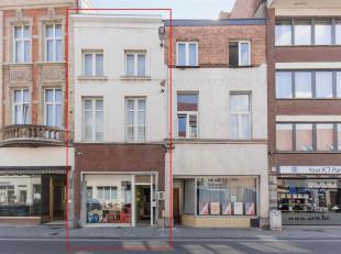 Deze woning in de Tiensestraat te Leuven telt 4 slaapkamers en heeft een interessante ligging net binnen de ring.<br /> Door de recente renovaties is