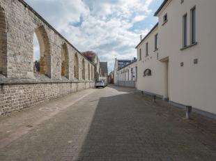 Deze woning in mede-eigendom maakt deel uit van het nieuwbouwproject Groot Begijnhof, dat een voormalig schoolgebouw heeft omgevormd tot verschillende