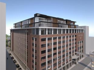 3 studio's te huur op de 7e verdieping:<br /> Residentie I Love Hungaria: een nieuw op te richten moderne appartementstoren aan het Engels Plein in he
