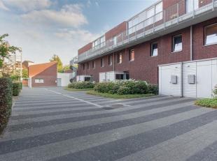 """Deze recente eigendom maakt deel uit van de Residentie """"Cartijnenveld"""", gelegen pal in het Leuvense stadscentrum en in de korte nabijheid van het stat"""