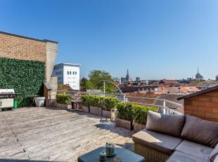 Ce penthouse en duplex de luxe est sans aucun doute un joyau caché et est situé au cur de Louvain, à deux pas du Bruulpark et du