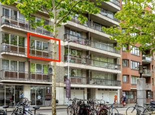 Dans la rue la plus large et la plus verte de Louvain, nous sommes heureux de vous présenter ce studio idéalement situé. Vous &ec