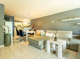 Dans les environs de la gare de Louvain, nous sommes heureux de vous proposer ce bel appartement. Il est situé dans une résidence bien e