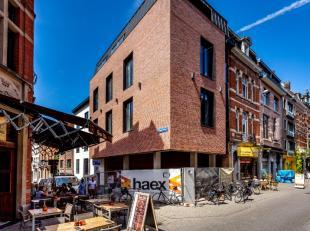 Au coin de la Parijsstraat et de la Drinkwaterstraat, nous vous proposons ce tout nouvel immeuble commercial. Le bâtiment d'angle est situ&eacut