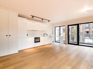Au coeur de Louvain, nous trouvons cet appartement entièrement rénové selon les règles de l'art. La conception et les tech