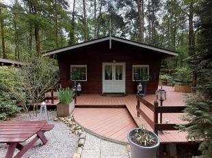"""Krieckaertlaan 1 huisje 7 Gellik<br /> <br /> Aan de rand van Gellik op het recreatiepark """"De Krieckaert"""" is deze in 2012 nieuw geplaatste bungalow"""
