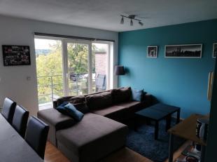 Duplexappartement gelegen te Kessel-Lo met goede verbinding met E314/E40. Het appartement (2e verdieping) omvat keuken, slaapkamer, toilet, badkamer m