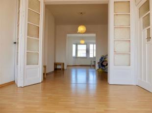 GANSHOREN - REF : 3590356 - Situé au 3ème étage d'une petite co-propriété SANS CHARGE de 3 étages à p
