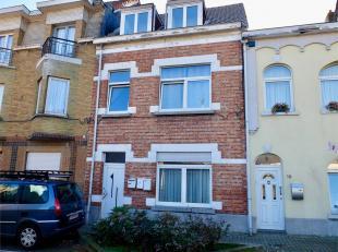 SINT-PIETERS-LEEUW - REF: 3604132 - Maison unifamiliale actuellement agencée en maison de rapport 3 unités proche de toutes les commodit