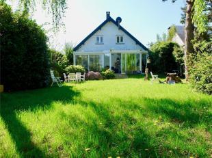 ZAVENTEM - REF : 3760349 - Dans un quartier résidentiel nous vous présentons cette magnifique et spacieuse villa avec garage et grand ja