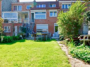 ANDERLECHT - REF : 3765057 - Dans un quartier calme à proximité du Prince de Liège, nous vous proposons cette grande maison bel-&
