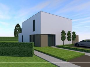 Rustig gelegen, nieuw te bouwen open bebouwing te koop te Werchter<br /> Deze moderne, ecologische houtskeletbouwwoning wordt naar uw wensen opgericht