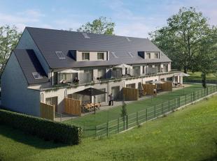 In het groen gelegen nieuwbouwproject 'Kesseldal', vlakbij de Kesselberg en het Provinciaal Domein van Kessel-Lo. Ondanks de groene ligging is ook de