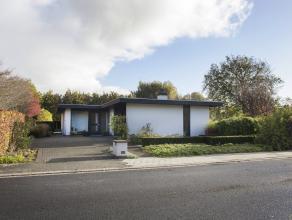 In de www.gerstelaan29.be bouwden Mia en Paul in 1977 hun villa.  In samenwerking met architect Arseen Lapauw vertaalde zich dit in een mooie harmonie