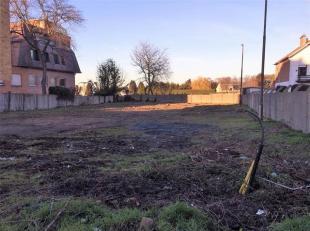Terrain à vendre                     à 1780 Wemmel