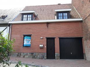Maison charmante avec 3 chambres et jardin dans le centre de Kortenberg. Près de la forêt de Kortenberg. Répartition: Rez-de