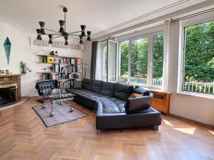 Immo Ferco vous présente ce magnifique appartement intégralement rénové en 2016 et situé à WOLUWE-SAINT-PIER