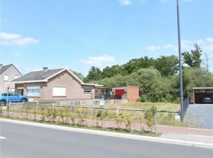 BOUWGROND 4a46ca voor OPEN BEBOUWING vlakbij CENTRUM ; Straatbreedte +- 16,00 m ; Voorgevelbreedte +- 9,38 m ; Bouwdiepte GLV & Verdieping max 12