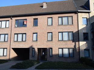 Vernieuwd appartement in het centrum van Mol bestaande uit inkomhal, leefruimte, keuken, berging, wasplaats, badkamer, 2 slaapkamers en klein terras.