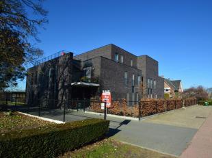 Zeer mooi en energiezuiningnieuwbouwappartement, gelegen in Geel met een overdekt terras!<br /> Totale bewoonbare oppervlakte (inclusief terras) 106,4