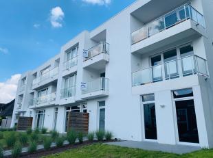 Dit appartement van ca. 92 m² is gesitueerd op de 1ste verdieping en maakt deel uit van een kleinschalig nieuwbouwproject bestaande uit 11 appart