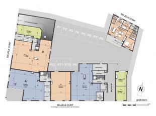Dit handelspand van 96 m2 in het centrum van Belzele is verhuurd tot januari 2024. Het betreft winkel 3 op het plan in bijlage. Tevens 2 parkings acht