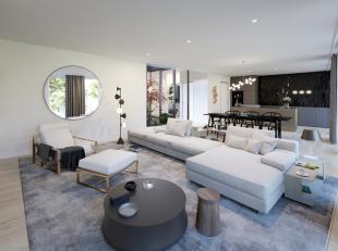 'Signature'-duplex in het prachtige project Paul Stevens aan de Leie in Gent. 3 slaapkamer-appartement, terras en zelfs tuin.<br /> 0495/10 83 96 delp