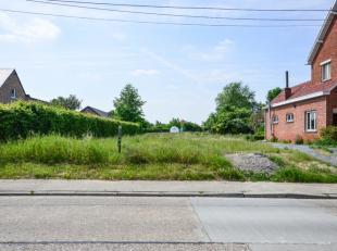 In Dormaal op de verbindingsweg tussen Zoutleeuw en Landen, vinden we deze bouwgrond voor open bebouwing met een oppervlakte van 6a10ca en een west ge