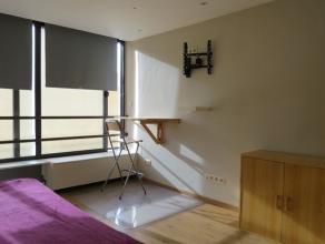 In het hartje van Leuven, op top locatie, bevindt zich een moderne vernieuwde studio. De studio, gelegen op de tweede verdieping, bestaat uit een inko