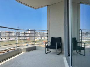 Schitterend recent gebouwd appartement op het 2e verdieping ( 1 appartement per verdiep ) met lift, lichtrijke woonruimte opgedeeld in zitruimte, eetp