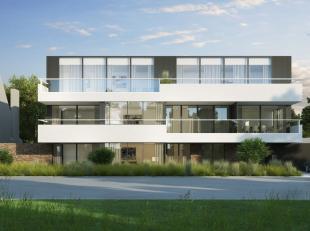 """Dit adembenemend nieuwbouwappartement op wandelafstand van het centrum van Roeselare in residentie """"Adriano"""" is kleinschalig en heeft een moderne arch"""