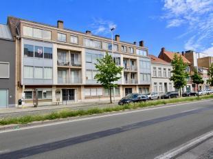 Dit gezellig appartement is gelegen op de 2de verdieping op een uitstekende ligging op wandelafstand van de Brugse binnenstadt en met zicht op het gro