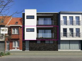 In het centrum van Kieldrecht wordt een kwalitatieve kleine residentie van 3 appartementen gebouwd.<br /> Vanuit de gemeenschappelijke inkomhal neem j
