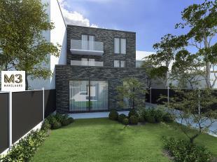 In het centrum van Kieldrecht wordt een kwalitatieve kleine residentie van 3 appartementen gebouwd.<br /> Via de gemeenschappelijke inkomhal kom je di