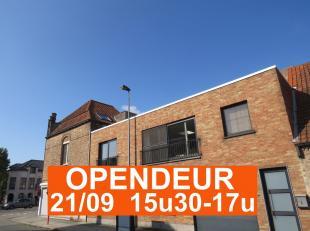 Lichtrijke bel-etagewoning met 187m² bewoonbare oppervlakte.<br /> De woonst is gelegen op wandelafstand van centrum Brugge vlakbij winkels, scho