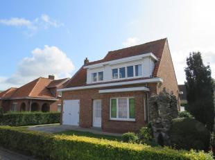 GENIET NU NOG VAN DE WOONBONUS!<br /> Alleenstaande, te moderniseren woning met zuidgerichte tuin<br /> De woning is gelegen in een verkeersluwe straa