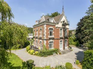 Found & Baker properties biedt U dit prachtige historische landhuis van L'Ormille aan, daterend uit 1890 en voorzien van alle moderne comfort, vol