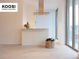 Dit mooie nieuwbouwappartement is gelegen op de 3de verdieping van Residentie Het Eiland.  Een project naar de hand van architectenbureau Crepain Bins