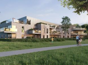 Op het domein van een voormalige boomkwekerij rijst een nieuwbouwproject bestaande uit 22 appartementen uit de grond. De appartementen hebben zicht op