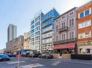 Dakstudio gelegen in het centrum van Oostende! In de nabijheid van de Albert-I Promenade, het Casino en de winkelstraten van Oostende. Goede bereikbaa