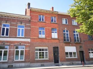 Ruime STADSWONING in hartje Leuven! Deze woning met maar liefst 148m² woonoppervlakte ligt vlakbij de Vaartkom en het bruisende Sluispark, en op