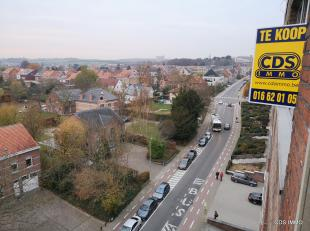 Dit instapklaar ENERGIEZUINIG APPARTEMENT, gelegen op de 7de verdieping heeft een prachtig uitzicht over Leuven !  Ideaal gelegen vlakbij Gasthuisberg